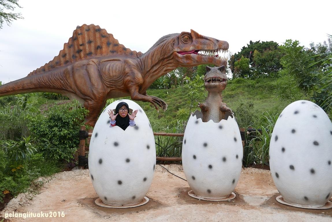 Nostalgia Bareng Dinosaurus Di Tmii Betania Gian S Blog