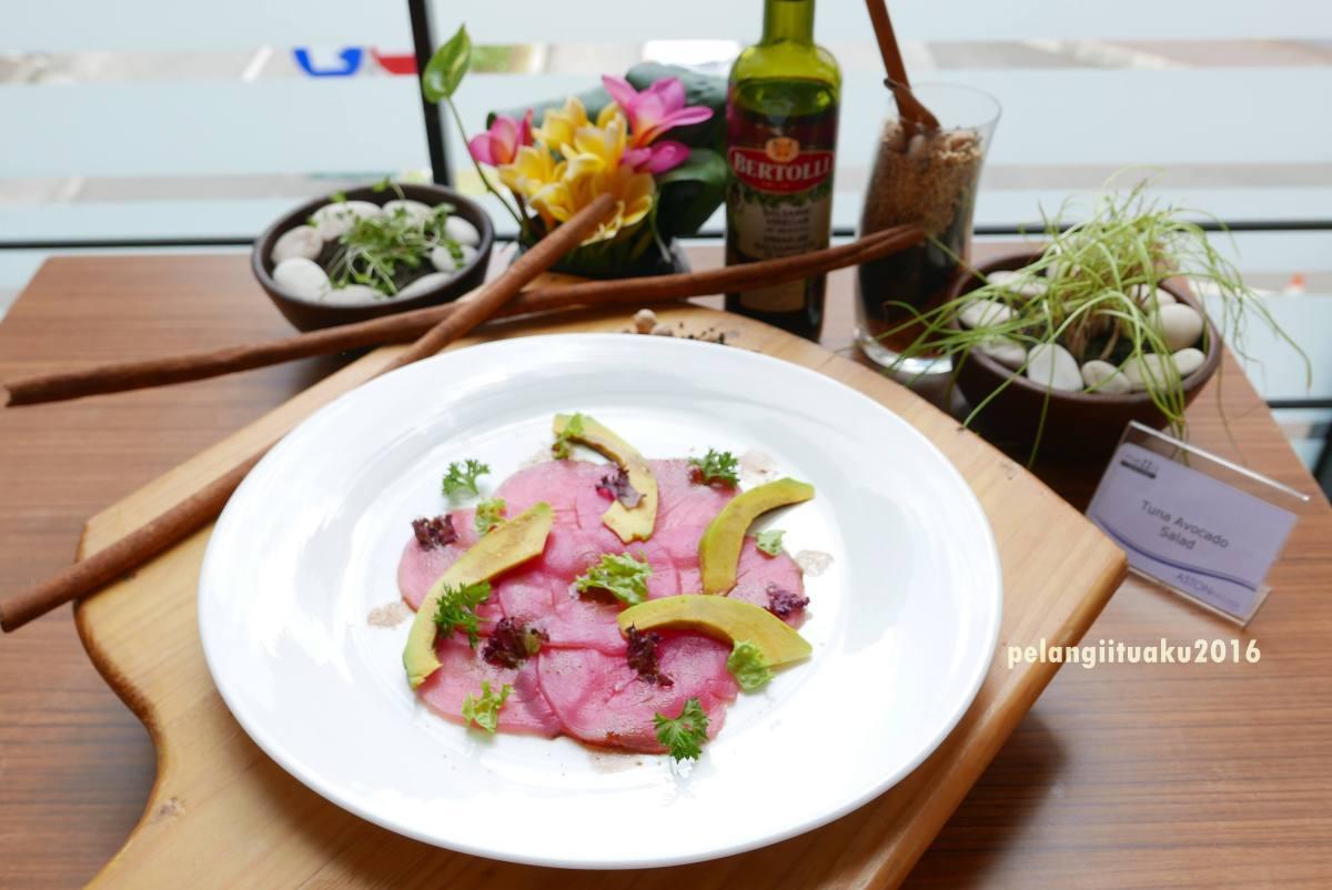 Mencicipi Hidangan Mezza Resto dan Hotel Tour ke AstonRasuna