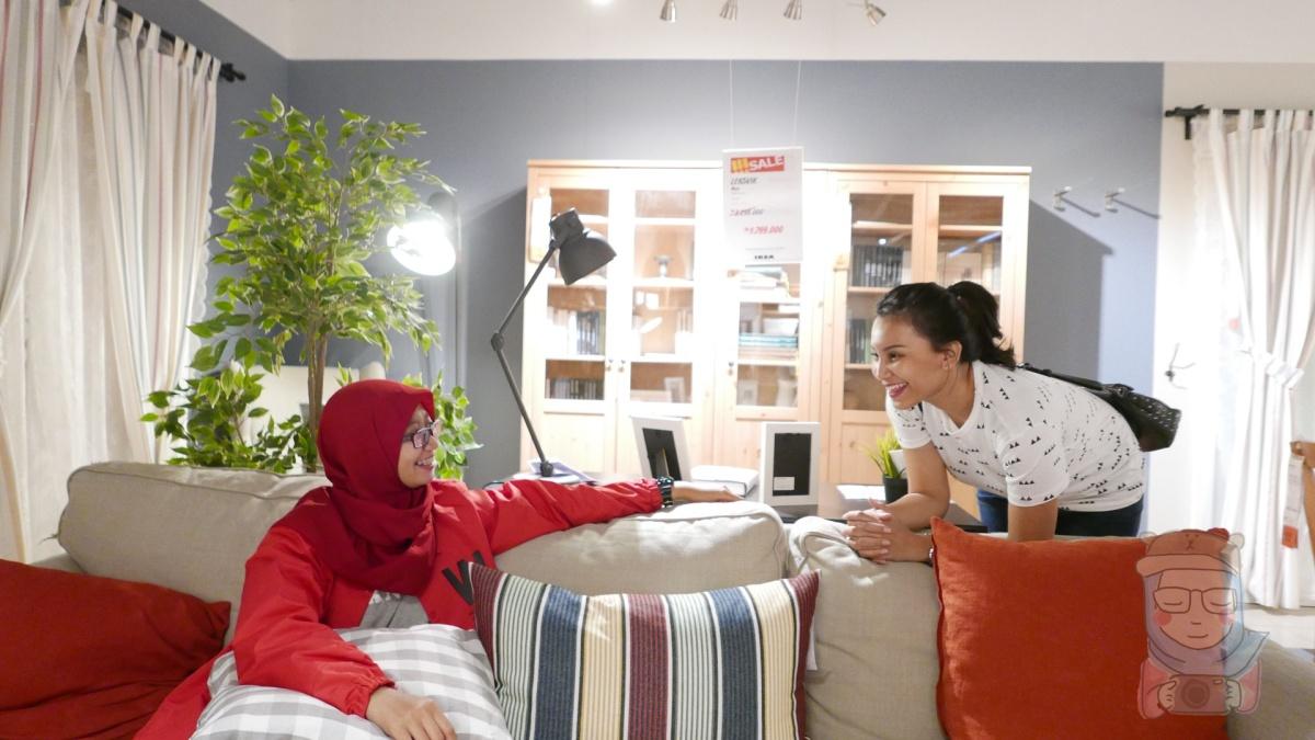 Cara Belanja Furniture di IKEA Alam Sutera, Temukan Jawabannya diSini!