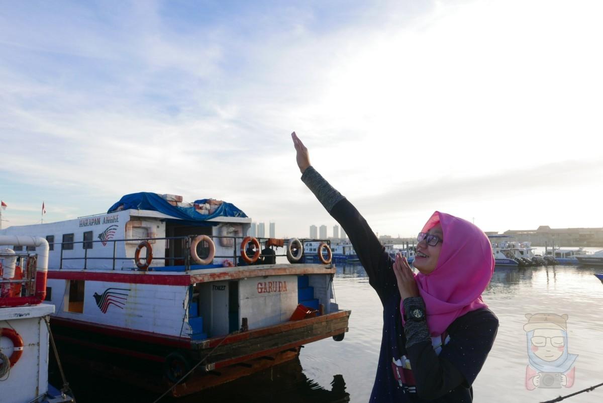 Liburan ke Pulau Pramuka Bikin Gak MauPulang