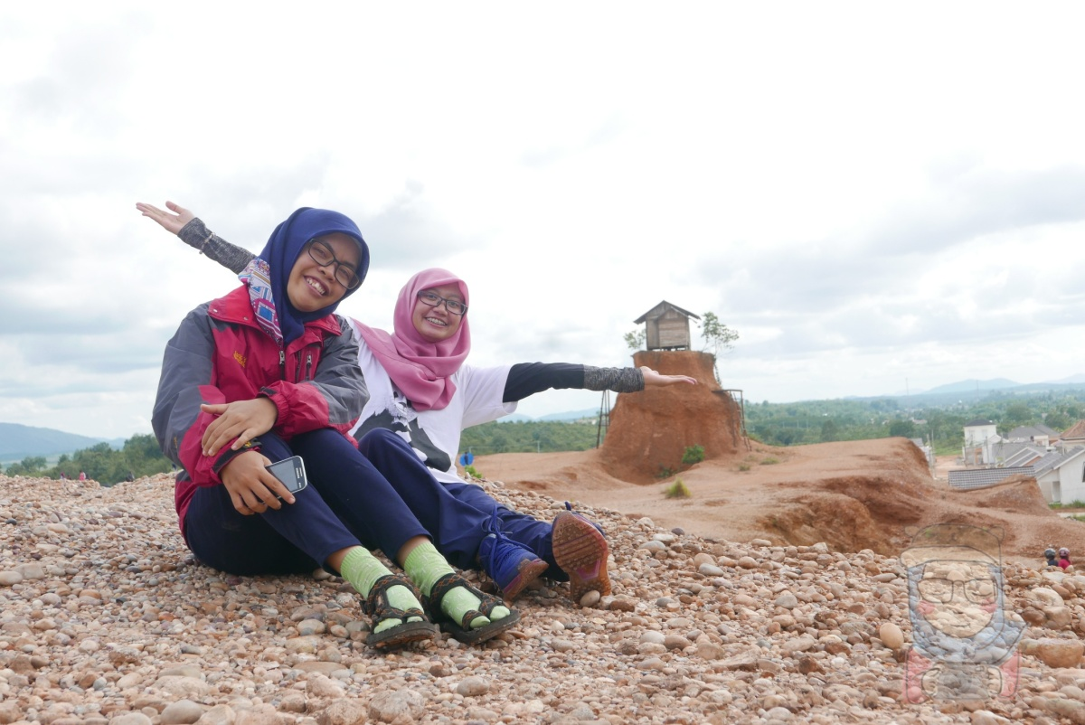 Ini Penampakan Rumah Jomblo di KalimantanSelatan