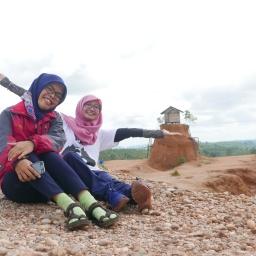 Ini Penampakan Rumah Jomblo di Kalimantan Selatan