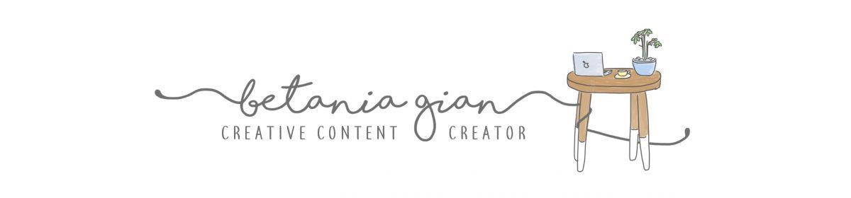 Betania's Creative Content Creator