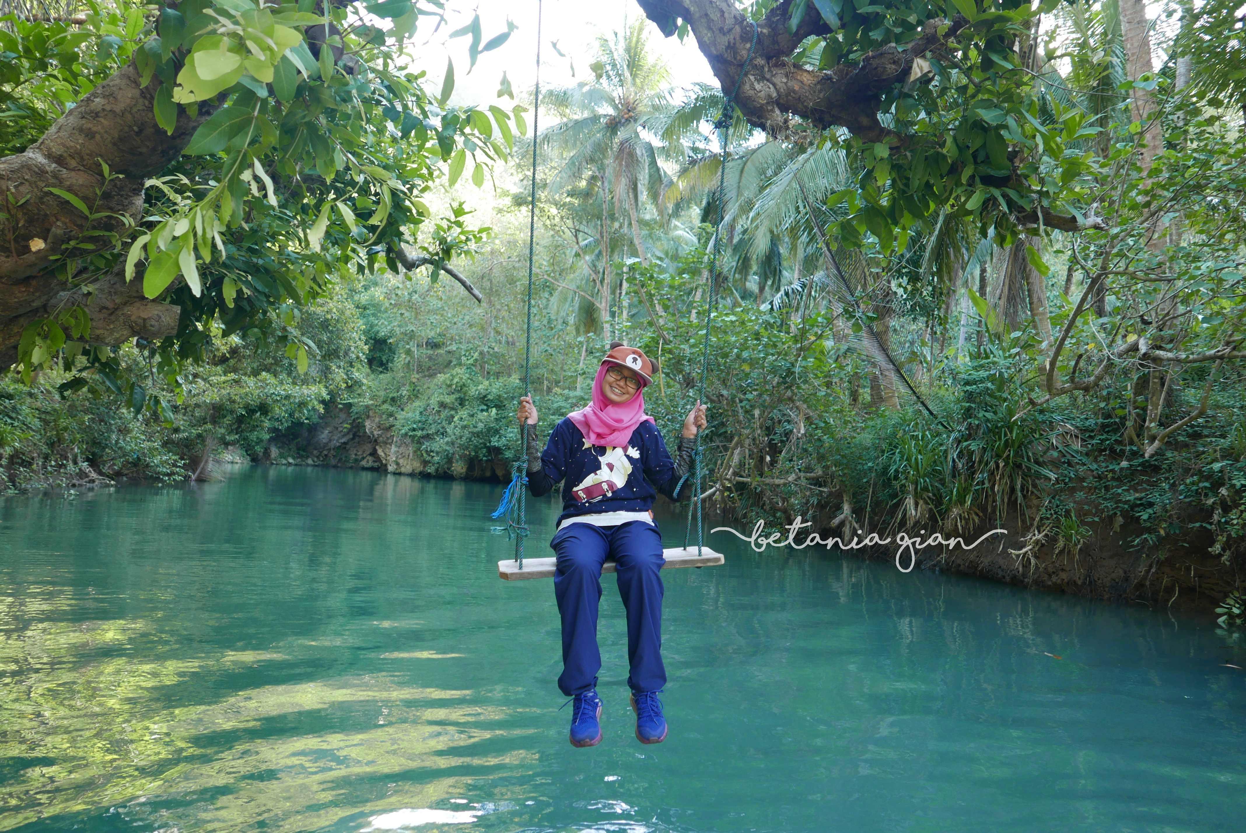 wisata sungai maron pacitan Susur Sungai Maron Amazon Nya Pacitan Betania Gians Blog