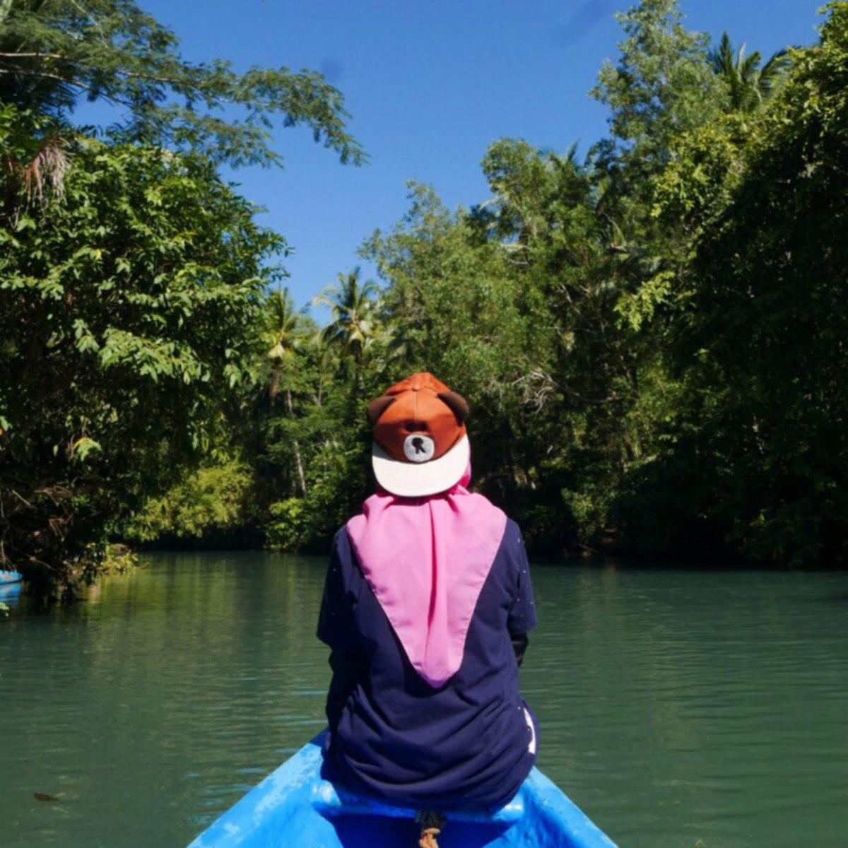 Susur Sungai Maron, Amazon-nyaPacitan