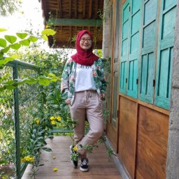 Nuansa Artsy di Lorong Homestay Yogyakarta